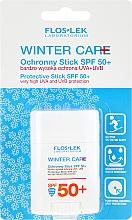 Духи, Парфюмерия, косметика Солнцезащитный зимний стик - Floslek Winter Care Protective Stick SPF50