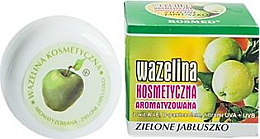 "Духи, Парфюмерия, косметика Вазелин для губ ""Зеленое яблоко"" - Kosmed Flavored Jelly Green Apple"