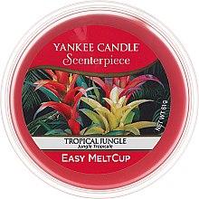 Духи, Парфюмерия, косметика Ароматический воск - Yankee Candle Tropical Jungle Easy Melt Cup