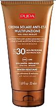 Духи, Парфюмерия, косметика Антивозрастной солнцезащитный крем для лица и декольте - Pupa Anti-Aging Sunscreen Cream SPF 30