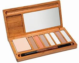 Духи, Парфюмерия, косметика Палетка теней для век - Alilla Cosmetics Nude Palette