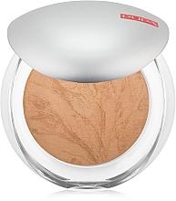 Духи, Парфюмерия, косметика Пудра для лица компактная запеченная - Pupa Luminys Silky Baked Face Powder