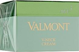 Духи, Парфюмерия, косметика Антивозрастной крем для шеи - Valmont V-Neck Cream