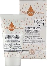 Духи, Парфюмерия, косметика Зубная паста для первых зубов - Nebiolina Baby First Teeth Toothpaste