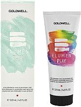 Духи, Парфюмерия, косметика Краска для волос - Goldwell Elumen Play Semi-Permanent Hair Color Oxydant-Free