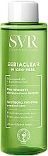 Духи, Парфюмерия, косметика Очищающая и разглаживающая восстанавливающая вода - SVR Sebiaclear Micro Peel