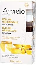 """Духи, Парфюмерия, косметика Сахарный воск """"Восточный иланг"""" в кассетах - Acorelle Roll On Ylang Oriental Body Wax"""