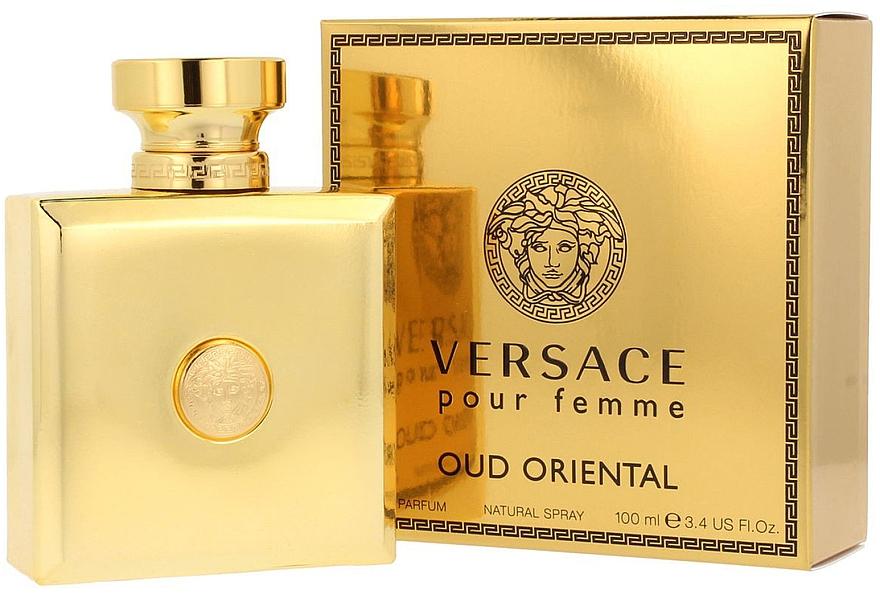 Versace Pour Femme Oud Oriental - Парфюмированная вода — фото N2