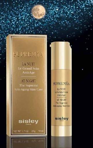 Комплексный ночной крем-сыворотка с омолаживающим эффектом - Sisley Supremya At Night The Supreme Anti-Aging Skin Care — фото N2