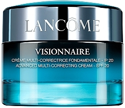 Духи, Парфюмерия, косметика Антивозрастной крем-корректор для лица SPF 20 - Lancome Visionnaire Advanced Multi-Correcting Cream SPF 20