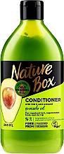 Духи, Парфюмерия, косметика Кондиционер для волос с маслом авокадо - Nature Box Avocado Oil Conditioner