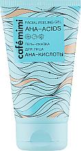 """Духи, Парфюмерия, косметика Гель-скатка для лица """"AHA-кислоты"""" - Cafe Mimi Facial Peeling Gel AHA-Acids"""