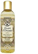 Духи, Парфюмерия, косметика Масло для душа - Tesori d'Oriente Rise And Tsubaki Oils