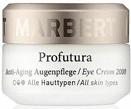 Духи, Парфюмерия, косметика Крем для кожи вокруг глаз - Marbert Profutura Anti-Aging Eye Care Eye Cream 2000