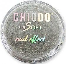 Духи, Парфюмерия, косметика Голографическая втирка для дизайна ногтей - Chiodo Pro Soft