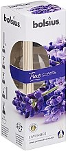 "Духи, Парфюмерия, косметика Аромадиффузор ""Лаванда"" - Bolsius Fragrance Diffuser True Scents Lavender"