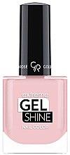 Духи, Парфюмерия, косметика Лак для ногтей - Golden Rose Extreme Gel Shine Nail Color