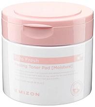 Духи, Парфюмерия, косметика Пилинг-диски увлажняющие - Mizon Pore Fresh Peeling Toner Pad