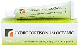 Духи, Парфюмерия, косметика Противовоспалительный крем для тела - Oceanic Hydrocortisonum Cream