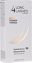 Духи, Парфюмерия, косметика Сыворотка для ресниц - Long4lashes FX5 Power Formula EyeLash Serum