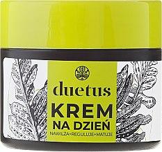 Дневной крем для лица - Duetus — фото N2