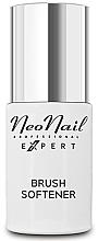Духи, Парфюмерия, косметика Жидкость для очистки кистей - Neonail Professional Brush Softener