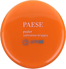 Духи, Парфюмерия, косметика Компактная пудра для лица - Paese Powder SPF30