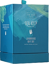 Духи, Парфюмерия, косметика Набор - Scottish Fine Soaps Sea Kelp Marine Spa Luxurious Gift Set(b/cr/75ml + b/peel/75ml + sh/cr/75ml + soap/40g)