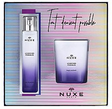Духи, Парфюмерия, косметика Nuxe Le Soir des Possibles - Набор (edp/50 ml + candle/140 g)