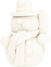 """Духи, Парфюмерия, косметика Мыло натуральное """"Белый снеговик"""" с ароматом ананаса - LaQ Happy Soaps"""