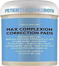 Духи, Парфюмерия, косметика Корректирующие диски для лица - Peter Thomas Roth Max Complexion Correction Pads