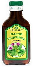 Духи, Парфюмерия, косметика Репейное масло с крапивой - Mirrolla