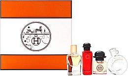 Духи, Парфюмерия, косметика Hermes Miniature Fragrance Set - Набор (edp/7.5ml + edp/7.5ml + edt/7.5ml + edc/7.5ml)