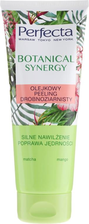 Мелкозернистый пилинг для тела - Perfecta Botanical Synergy — фото N1