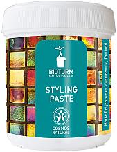 Духи, Парфюмерия, косметика Стайлинг паста для укладки волос № 124 - Bioturm Styling Paste