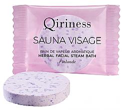 Духи, Парфюмерия, косметика Средство для умывания таблетки для распаривания лица - Qiriness Sauna Visage