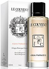 Духи, Парфюмерия, косметика Le Couvent des Minimes Aqua Paradisi - Одеколон