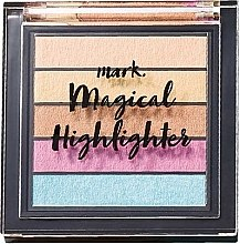 Духи, Парфюмерия, косметика Хайлайтер для лица - Avon Mark Magical Highlighter Palette