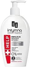 Духи, Парфюмерия, косметика Пена для интимной гигиены - AA Intimate Help+