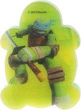 """Духи, Парфюмерия, косметика Мочалка банная детская """"Черепашки Ниндзя"""" Леонардо 2 - Suavipiel Turtles Bath Sponge"""