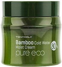 Духи, Парфюмерия, косметика Бамбуковый крем - Tony Moly Pure Eco Bamboo Icy Water Moisture Cream )