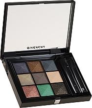 Духи, Парфюмерия, косметика Палетка теней для век - Givenchy Eyeshadow Palette With 9 Colors