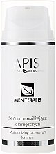 Увлажняющая сыворотка для мужчин - Apis Professional Men Terapis Moisturizing Face Serum For Men — фото N1