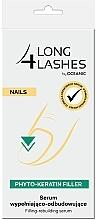 Духи, Парфюмерия, косметика Сыворотка для ногтей - Long4Lashes Nails Phyto Keratin