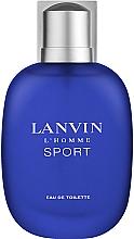 Духи, Парфюмерия, косметика Lanvin L'Homme Sport - Туалетная вода