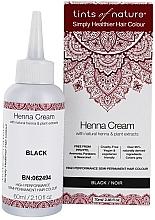 Духи, Парфюмерия, косметика Крем-краска для волос с хной - Tints Of Nature Henna Cream