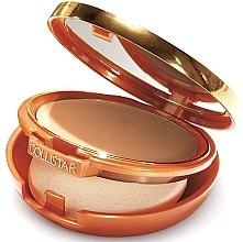Духи, Парфюмерия, косметика Компактная тональная крем-пудра с бронзирующим эффектом - Collistar Tanning Compact Cream SPF 6