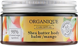 "Духи, Парфюмерия, косметика Бальзам для тела ""Манго"" - Organique Shea Butter Body Balm Mango"