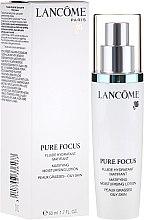 Духи, Парфюмерия, косметика Флюид увлажняющий - Lancome Pure Focus Fluid