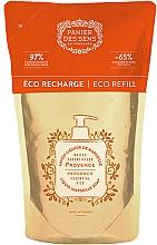 """Духи, Парфюмерия, косметика Марсельское жидкое мыло """"Прованс"""" - Panier des Sens Provence Liquid Marseille Soap (дой-пак)"""